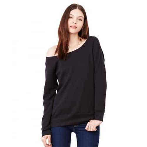 bella canvas long sleeve women t shirt