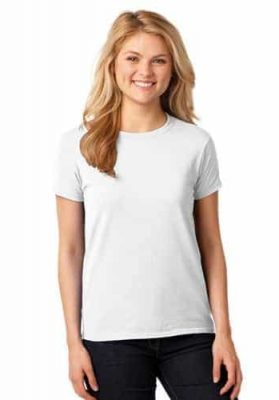 gildan ultra cotton ladies t shirt
