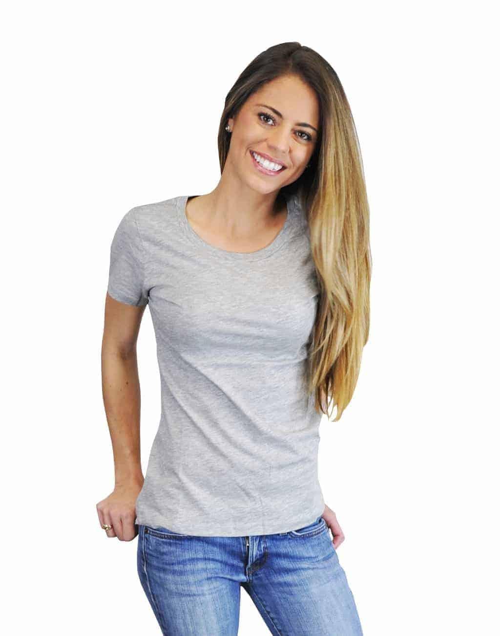 pima cotton women's t shirt