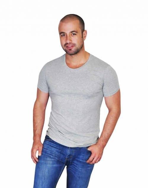 pima cotton mens t shirt