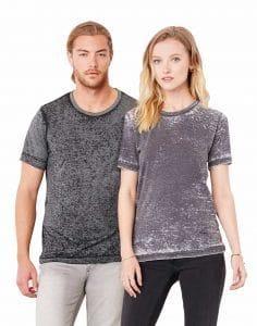 bella canvas acid wash t shirts