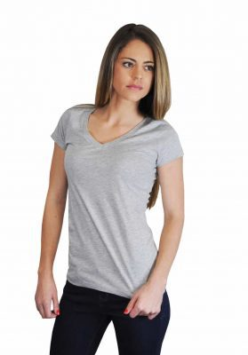 women's pima cotton tee