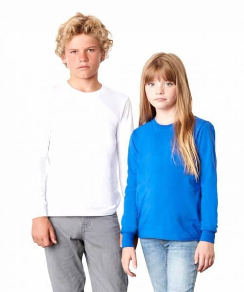 custom long sleeve t-shirts youth