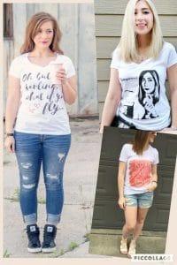 quality t shirts printing