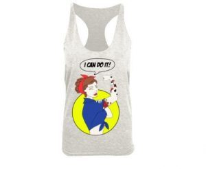 i can do it tank top