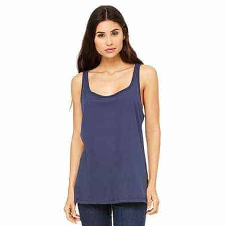 bella canvas relaxed tank top