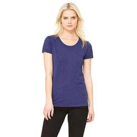 bella canvas triblend t shirt