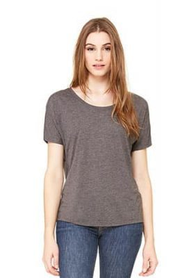 bella canvas slouchy tee