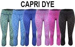 custom capri legging hub92prints