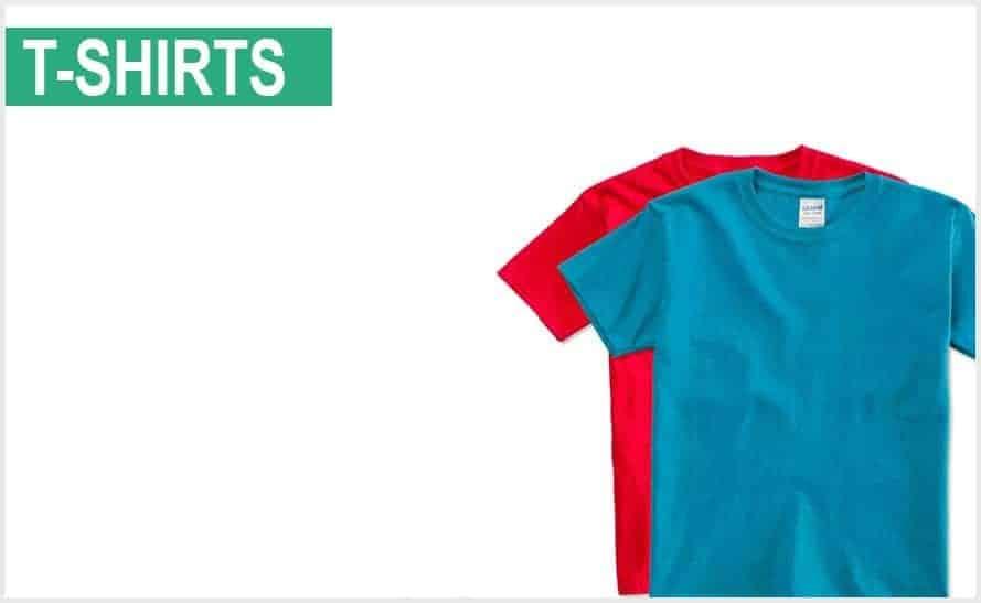 reordering custom t shirt printing