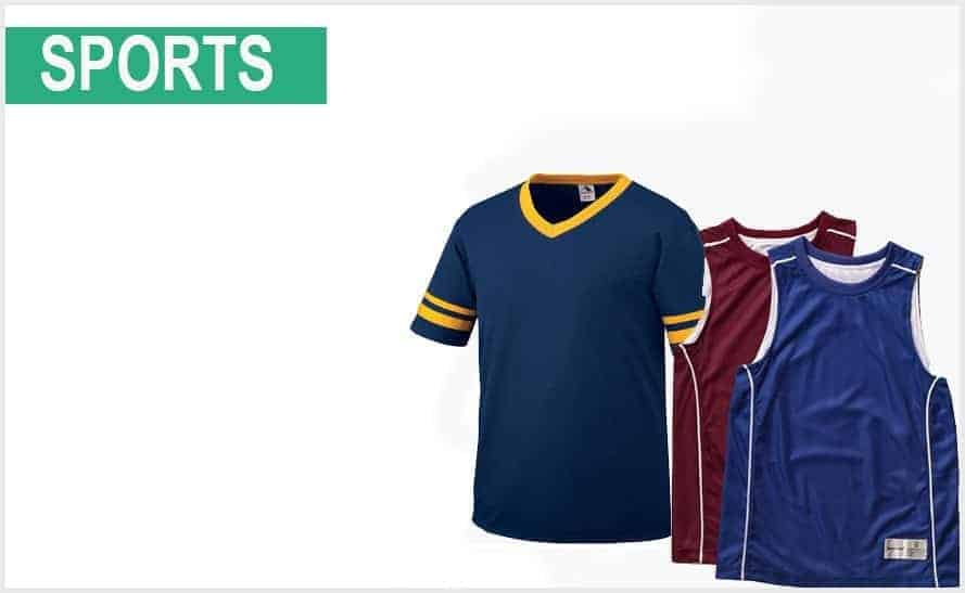 custom sports uniforms