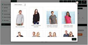 design your custom apparel