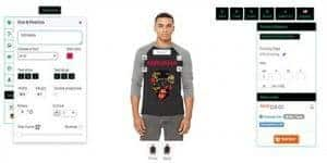 design your shirts online