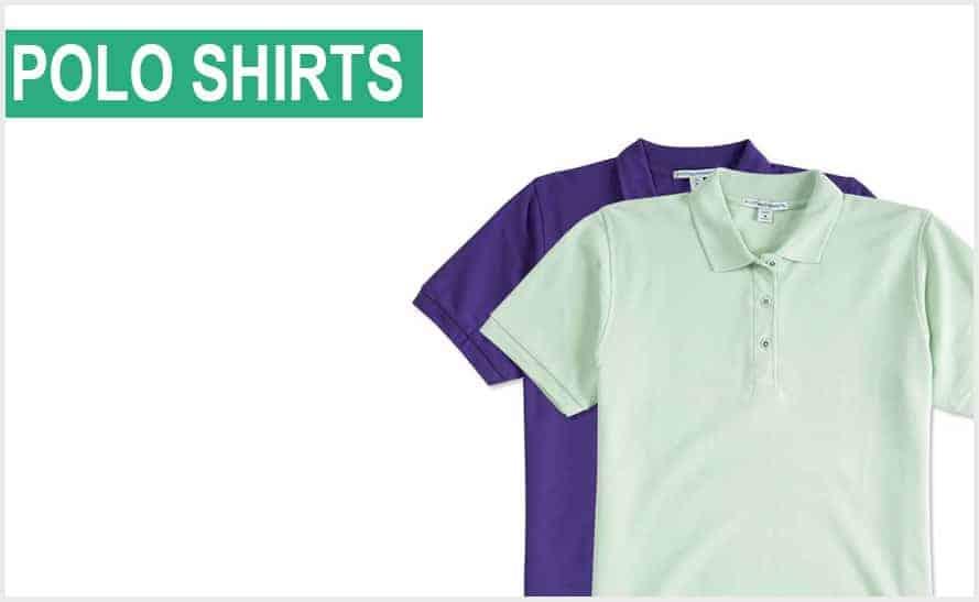 Custom Polo Shirts No Minimum Embroidery Polo Hub92prints