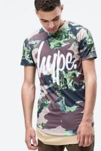Hype Military t-shirts