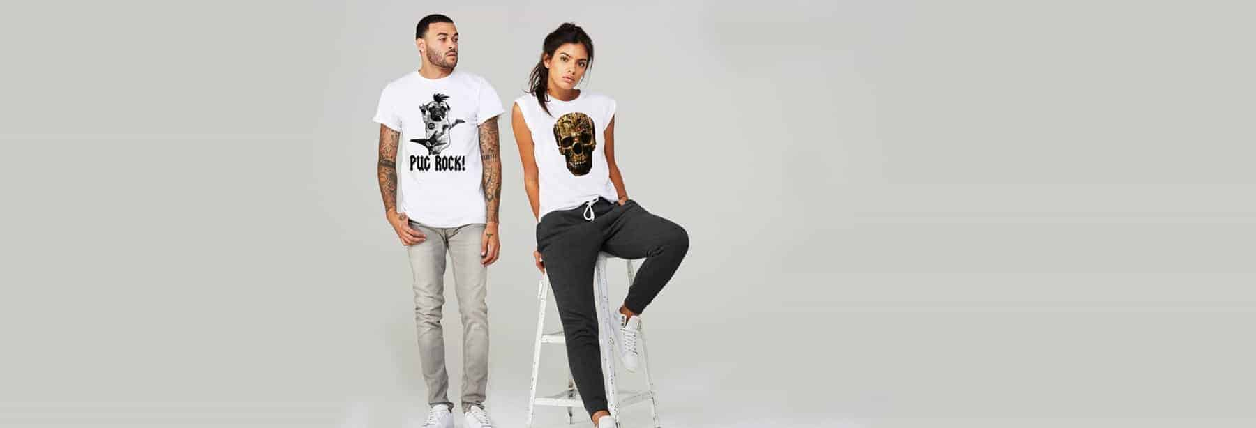 custom t shirts printing