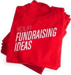 fundraising ideas t-shirts