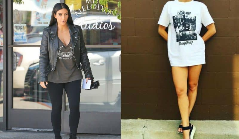 t shirt fashion trends