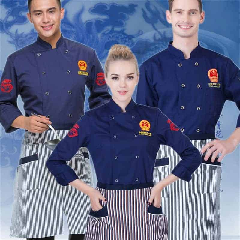 custom restaurant uniforms
