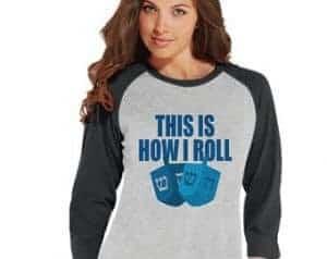 funny hanukkah t shirts
