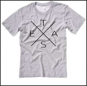 t shirt of the month january texas
