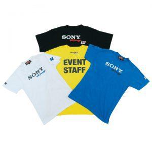 promotional t-shirts houston
