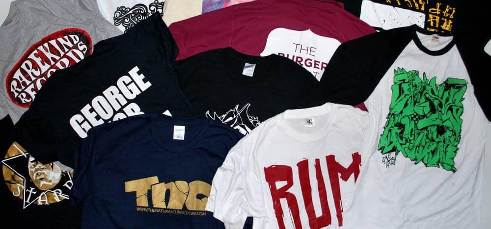 Custom T Shirts Printing Screen Printing Embroidery