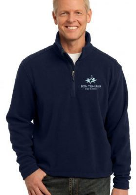 BYDS 1/4 ZIP FLEECE