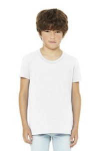 bella canvas 3001 youth t shirt