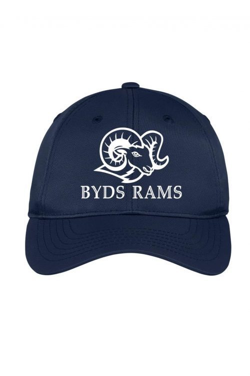 BYDS RAMS CUSTOM CAPS FRONT