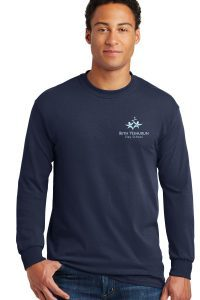 beds long sleeve shirt