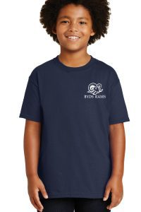 byds rams front youth shirt