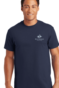 beds adult short sleeve shirt