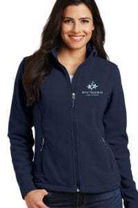 byds fleece woman