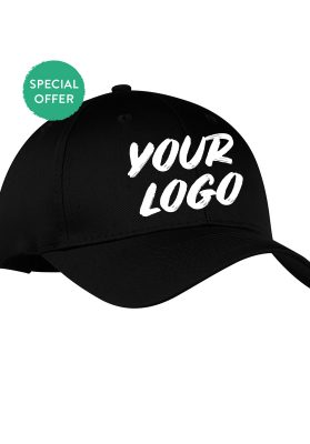 caps embroidery offer