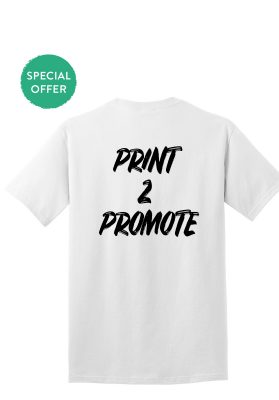 screen printing offer