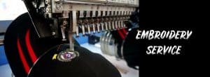 EMBROIDERY SERVICE HOUSTON